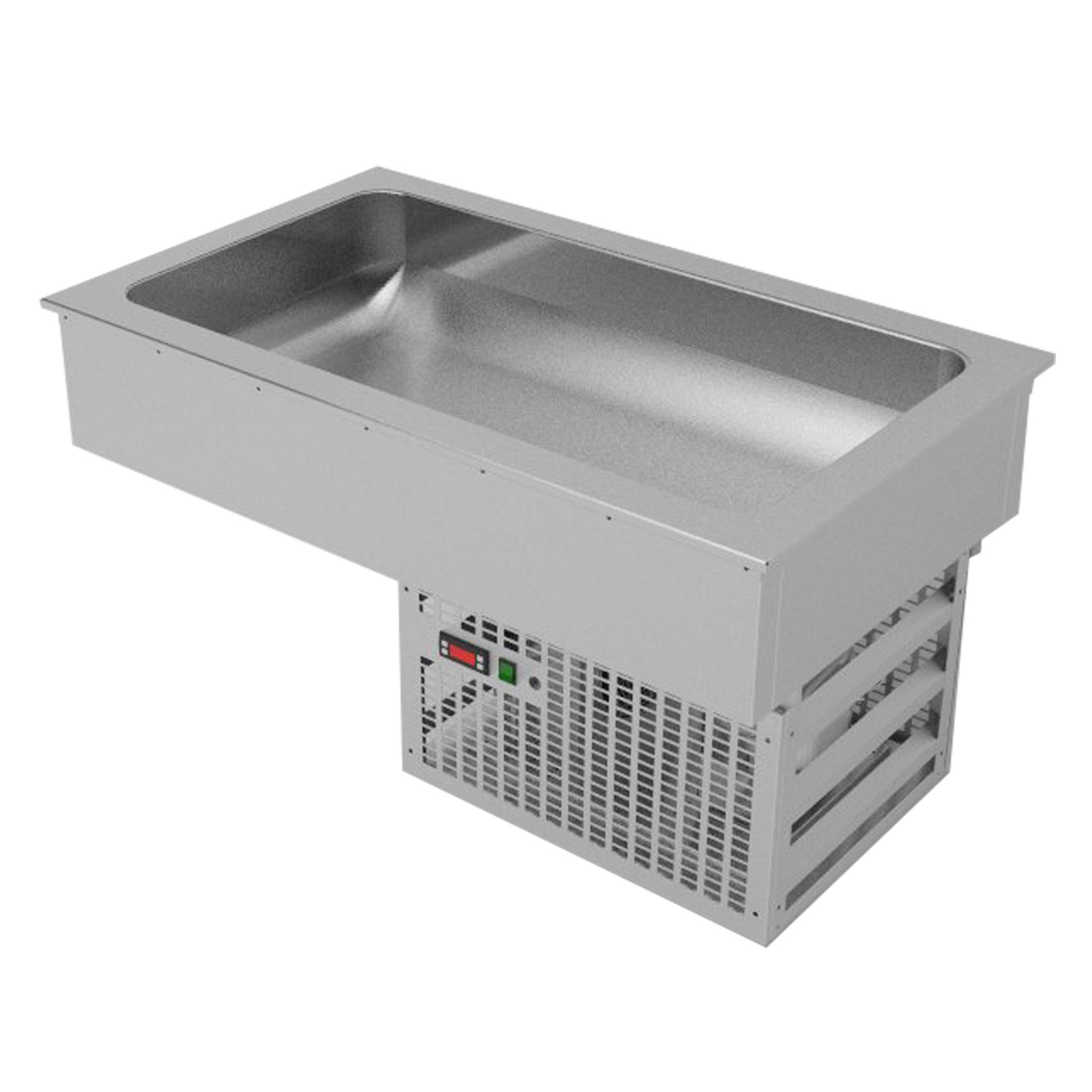 Ванны охлаждаемые для гастроемкостей Premium